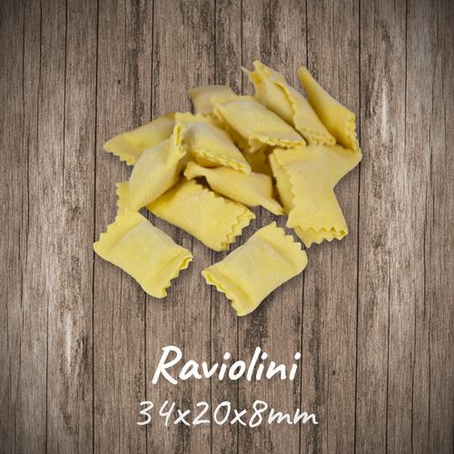 Sortiment Raviolini