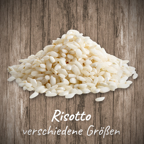 Sortiment Risotto